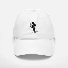 Agent Venom Standing Baseball Baseball Cap