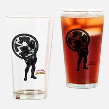 Agent Venom Standing Drinking Glass