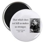 Nietzsche 13 Magnet