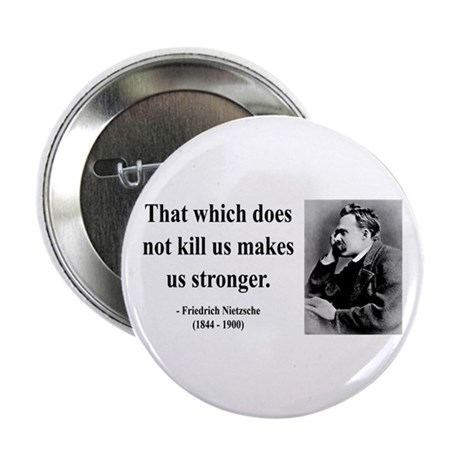 "Nietzsche 13 2.25"" Button (100 pack)"