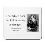Nietzsche 13 Mousepad