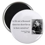 Nietzsche 12 Magnet