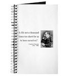Nietzsche 12 Journal