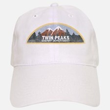 Vintage Twin Peaks Sheriff Department Baseball Baseball Cap