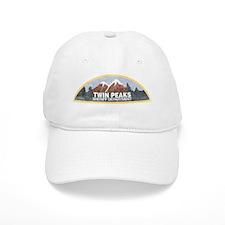 Vintage Twin Peaks Sheriff Department Baseball Cap