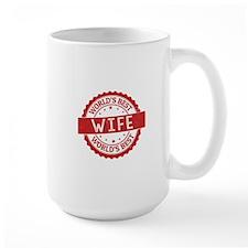 World's Best Wife Mugs