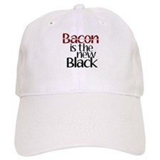 Bacon Is The New Black Baseball Cap