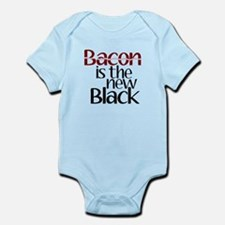 Bacon Is The New Black Infant Bodysuit