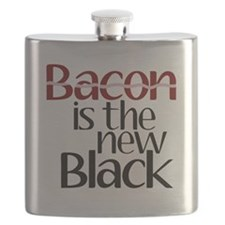 Bacon Is The New Black Flask