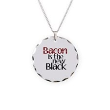Bacon Is The New Black Necklace