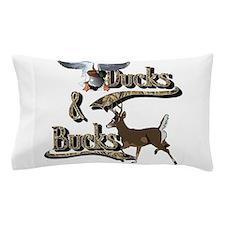 Ducks & Bucks Pillow Case