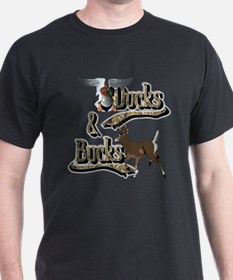 Ducks & Bucks T-Shirt