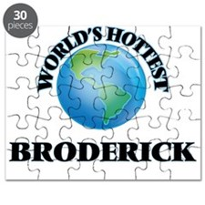 World's hottest Broderick Puzzle