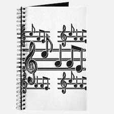 Musical Note Design Journal
