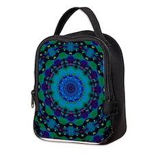 Mellow Art Mandala Neoprene Lunch Bag