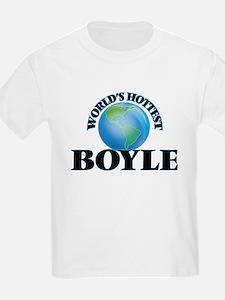 World's hottest Boyle T-Shirt