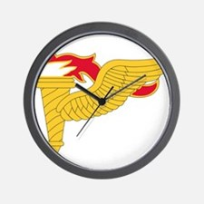 Army Pathfinder Insignia.png Wall Clock