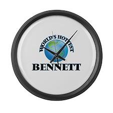 World's hottest Bennett Large Wall Clock
