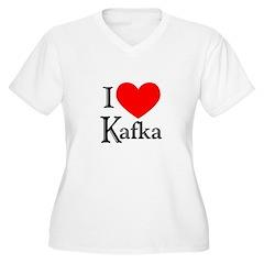 I Love Kafka T-Shirt
