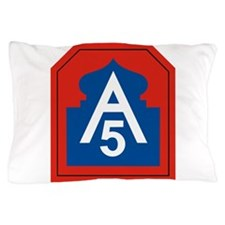 5th Army.png Pillow Case