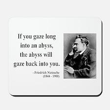 Nietzsche 9 Mousepad