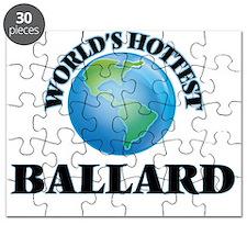 World's hottest Ballard Puzzle