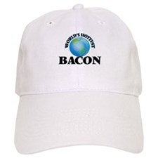 World's hottest Bacon Baseball Cap