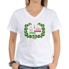 Holiday Message Shirt