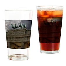 Unique Brandenburg gate Drinking Glass