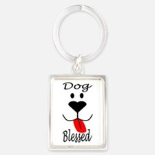 Dog Blessed Keychains