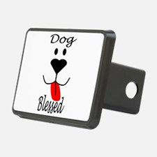 Dog Blessed Hitch Cover