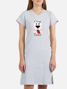 Dog Blessed Women's Nightshirt