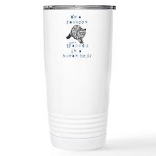 Unique Raccoon Travel Mug