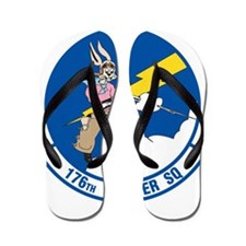 176_fighter_squadron.png Flip Flops