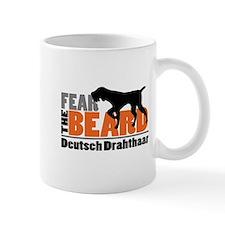 Fear the Beard - Deutsch Drahthaar Mug