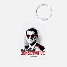 Reagan: Old School Conserv Keychains