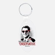 Reagan: Old School Conserva Keychains
