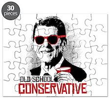 Reagan: Old School Conservative Puzzle