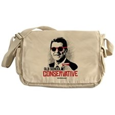 Reagan: Old School Conservative Messenger Bag