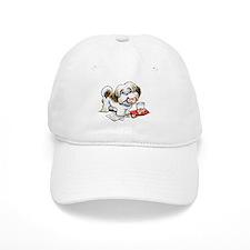 Shih Tzu Cookies Baseball Baseball Cap