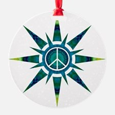 Solar Peace - Meditation Ornament