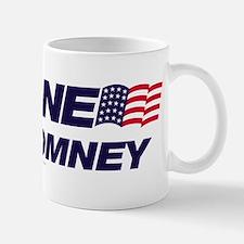Anyone But Romney Mug