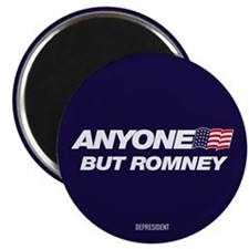 "Anyone But Romney 2.25"" Magnet (100 pack)"