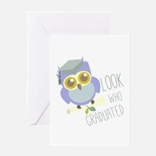Who Graduated Greeting Cards