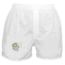 Wise Guy Boxer Shorts