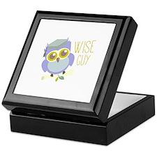 Wise Guy Keepsake Box