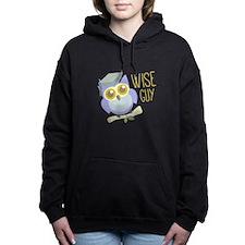 Wise Guy Women's Hooded Sweatshirt