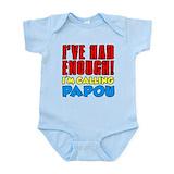 Papou Bodysuits