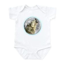 Howling Wolf Infant Bodysuit