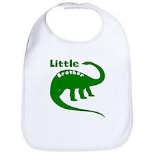 Little Brother Dinosaur Bib